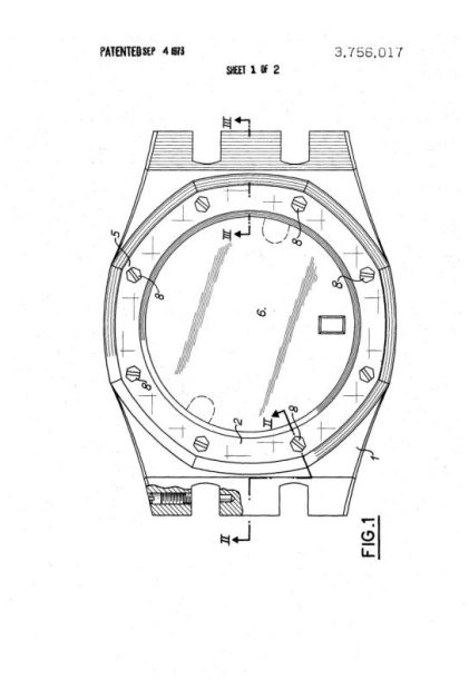 Roayl Oak Patent 2