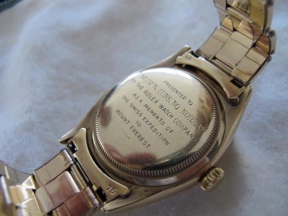 tenzing watch